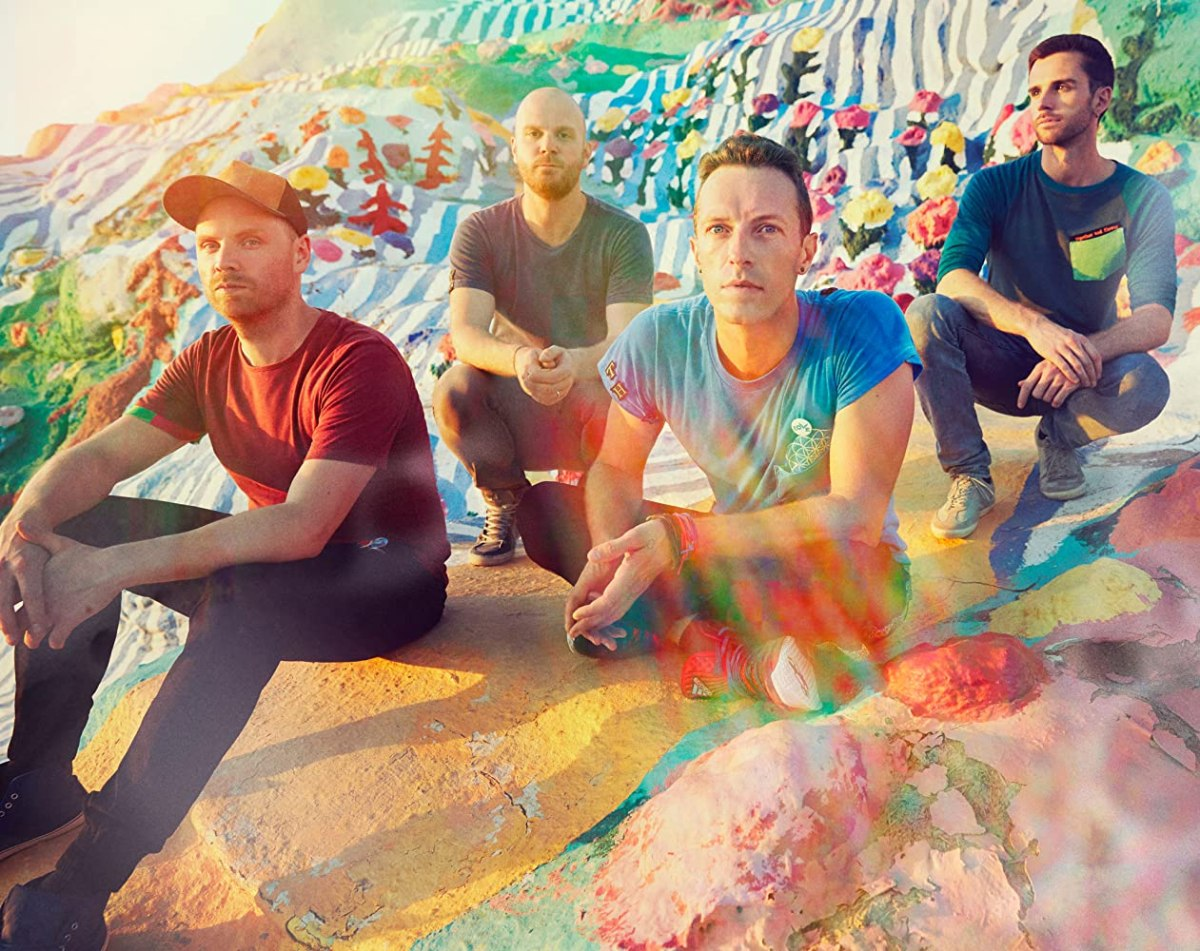 review film Coldplay: A Head Full of Dreams (2018)