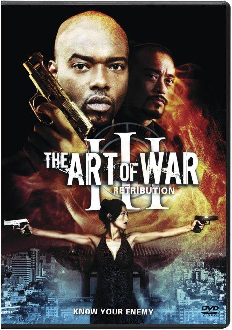 Download The Art of War III: Retribution (2009) Dual Audio (Hindi-English) 480p | 720p