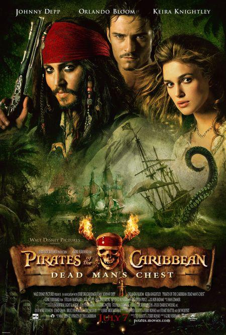 Pirates of the Caribbean 2 – 2006 Movie BluRay Dual Audio Hindi Eng 400mb 480p 1.5GB 720p 5GB 1080p