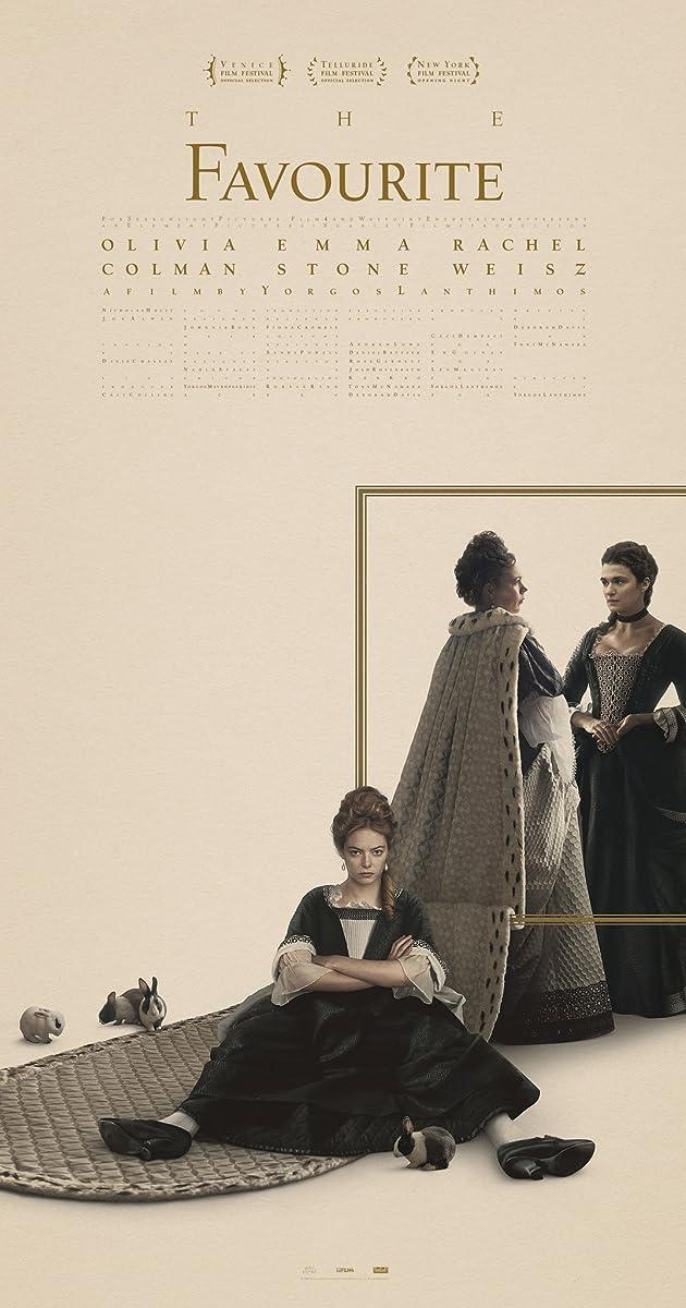 The Favourite (2018) - IMDb