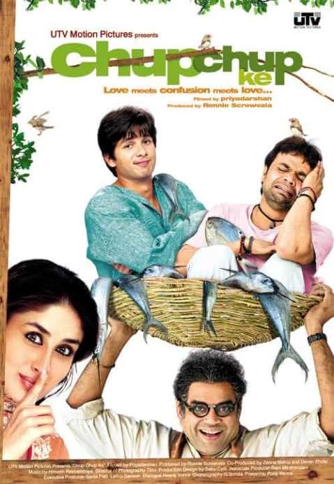 Download Chup Chup Ke (2006) Hindi Full Movie 360p | 480p | 720p | 1080p