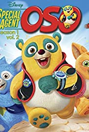 Special Agent Oso Tv Series 2009 Imdb