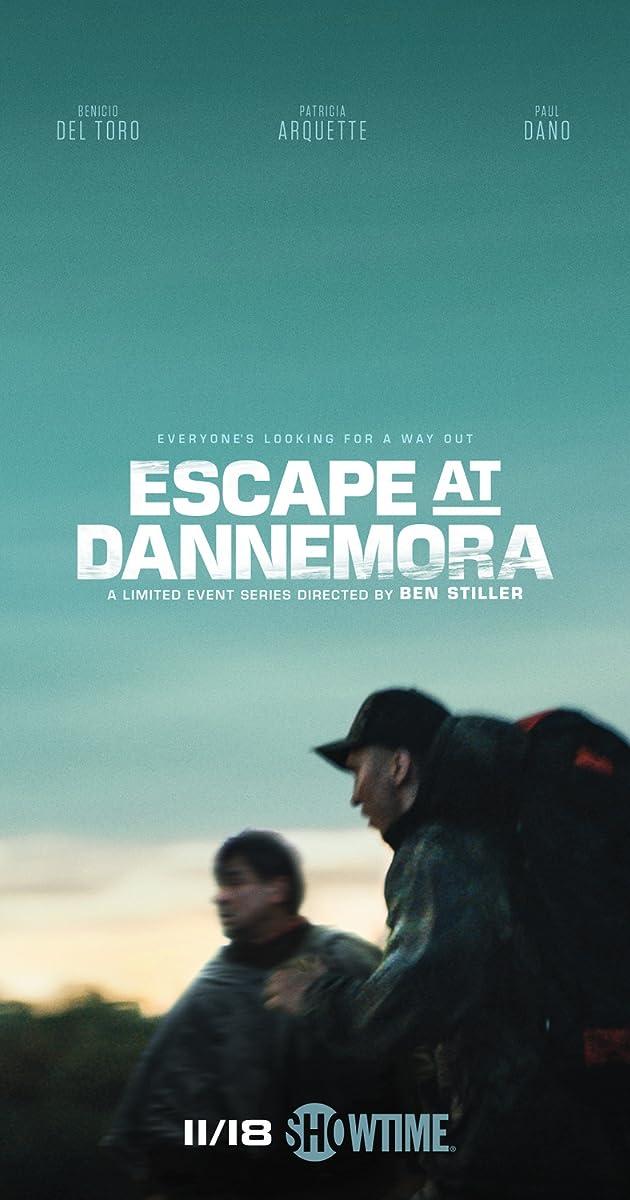 Escape at Dannemora (TV Mini-Series 2018– ) - IMDb