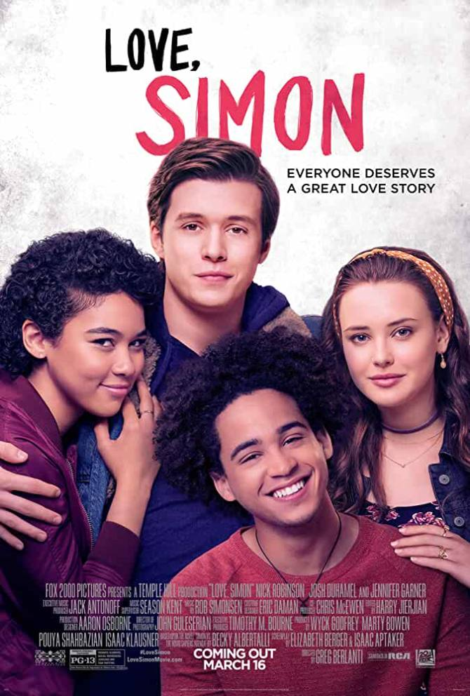 Download Love Simon 2018 720p BluRay Dual Audio HD Watch Online on www.movies365.co