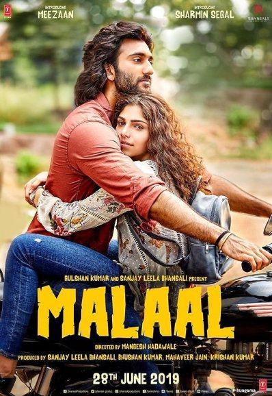 Malaal 2019 Hindi Movie 697MB DVDRip Download