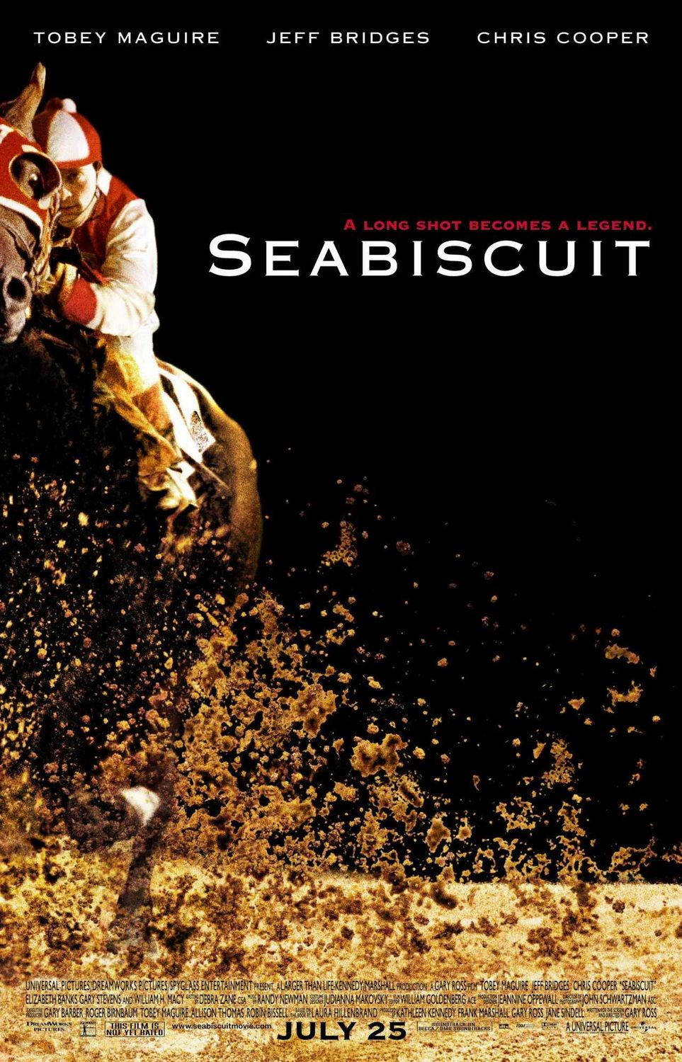 Image result for seabiscuit film