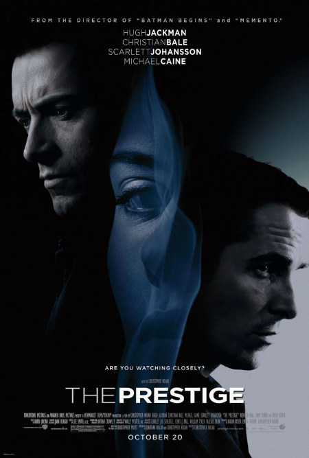 Download The Prestige (2006) Dual Audio {Hindi-English} 480p | 720p