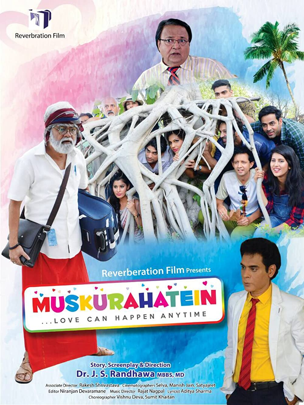 Muskurahatein 2017 Hindi 480p | 720p HDRip 405MB | 900MB Download