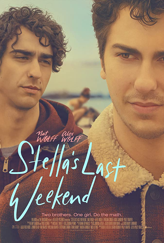 Nat Wolff and Alex Wolff in Stella's Last Weekend (2018)