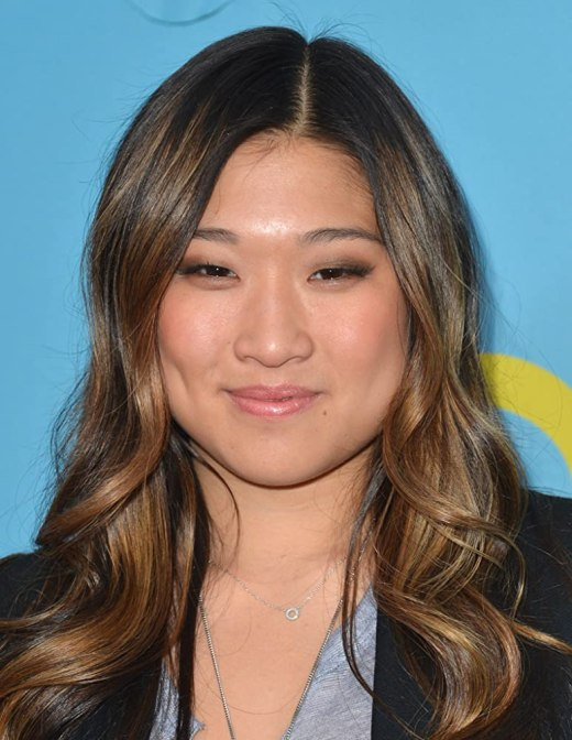 Jenna Ushkowitz at an event for Glee (2009)