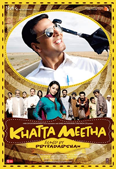 Khatta Meetha (2010) Hindi WEB-DL  480P | 720P  x264  450MB | 1.3GB  Download