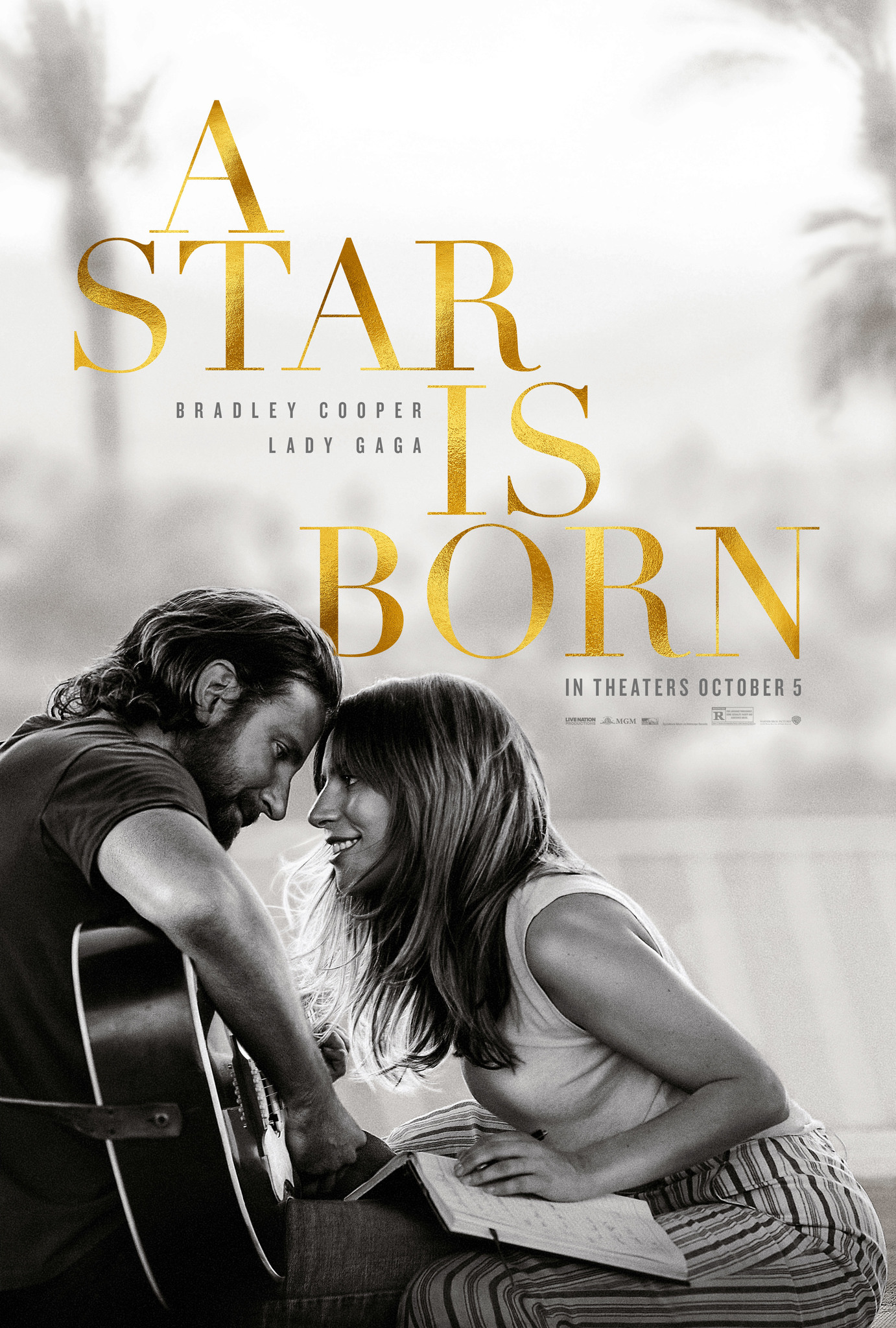 Image result for star is born poster