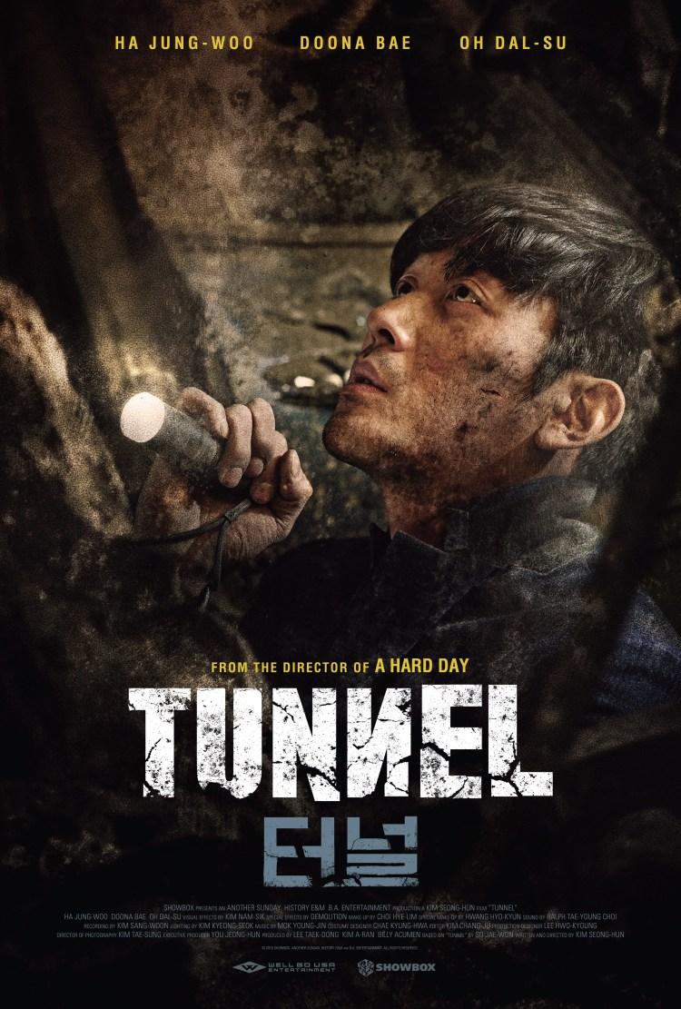 ผลการค้นหารูปภาพสำหรับ tunnel korean movie