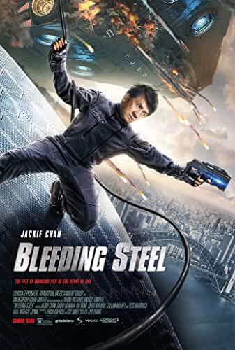 Download Bleeding Steel 2017 [Hindi ORG DD 2.0 + English] BluRay 720p x264 Eng Subs