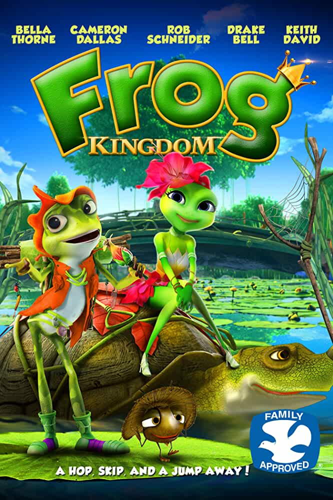 Download Frog Kingdom (2013) BluRay 480p [300MB] | 720p [700MB] | Dual Audio {Hindi English}