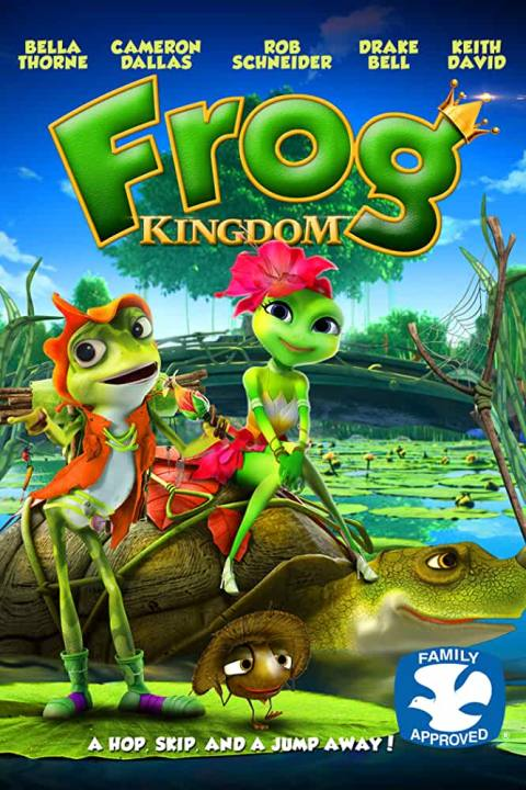 Download Frog Kingdom (2013) BluRay 480p [300MB] | 720p [700MB] | Dual Audio {Hindi English}