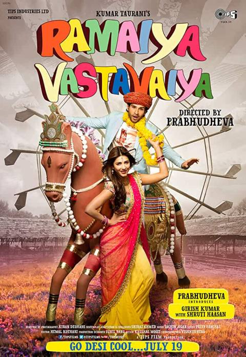 Download Ramaiya Vastavaiya (2013) HDRip Hindi 480p – 400MB