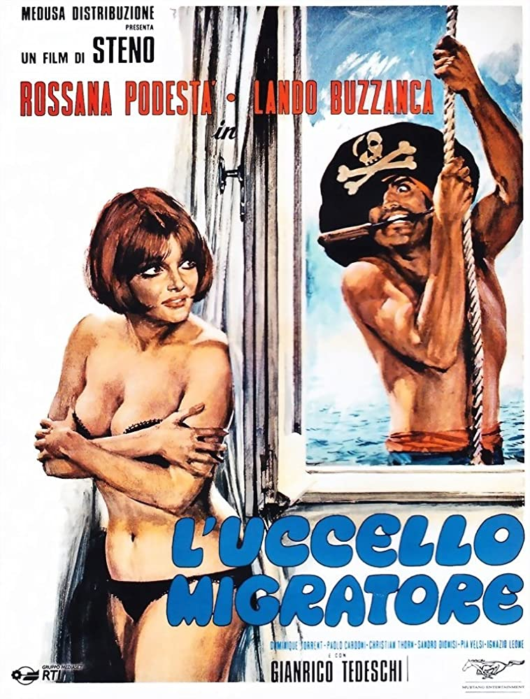 18+ L Uccello Migratore 1972 English Movies Download And Watch Online 480p