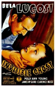 Invisible Ghost (1941) - IMDb