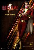 Image result for Shazam! movie poster