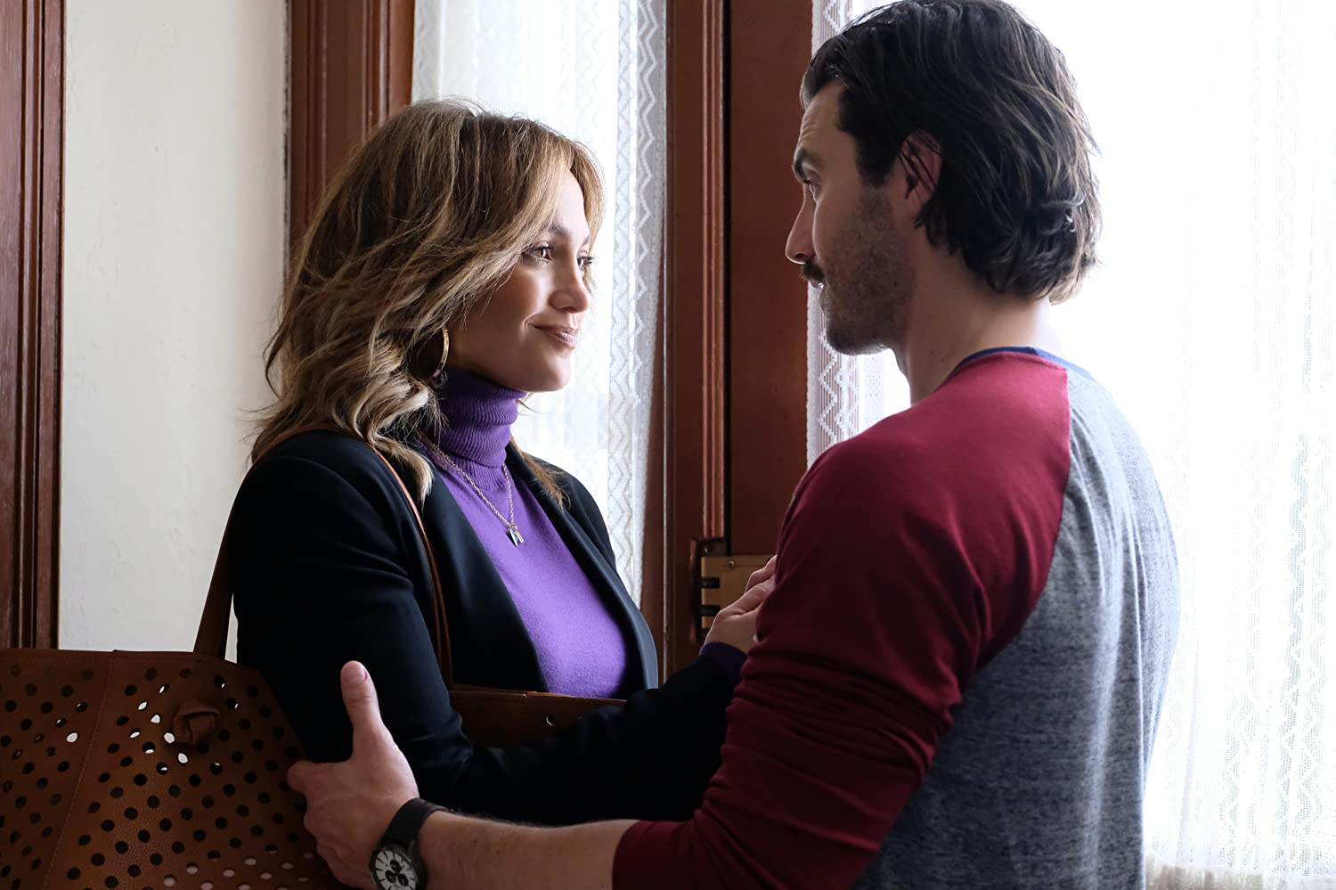 Jennifer Lopez and Milo Ventimiglia / Second Act / IMDB.com