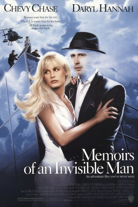 Memoirs of an Invisible Man (1992) - IMDb