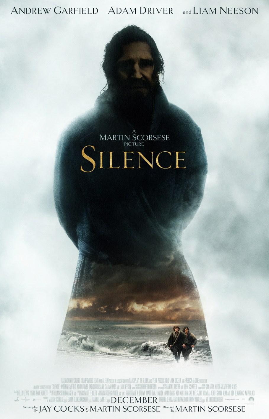 Image result for silence martin scorsese