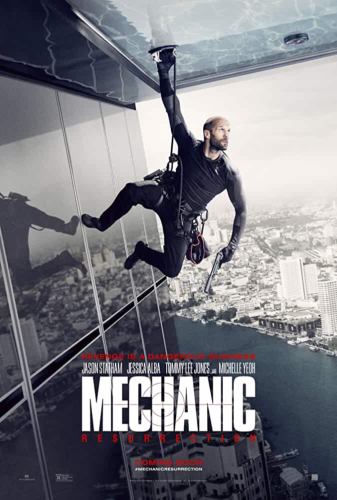 Download Mechanic: Resurrection (2016) Dual Audio {Hindi-Eng} 480p [300MB] | 720p [1GB] | 1080p [1.7GB]