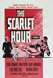 The Scarlet Hour Poster