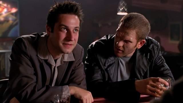 Adam Busch and Jeffrey Nicholas Brown in Buffy the Vampire Slayer (1997)