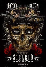 Sicario 2: Soldado Poster