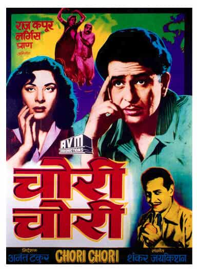Download Chori Chori (1956) Hindi Full Movie 360p & 480p & 720p