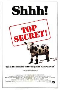 Top Secret! Poster