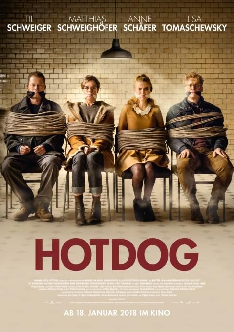 Download Hot Dog (2018) UNCUT Dual Audio Hindi-German x264 Esubs Bluray 480p | 720p