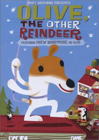 Olive, the Other Reindeer DVD Cover