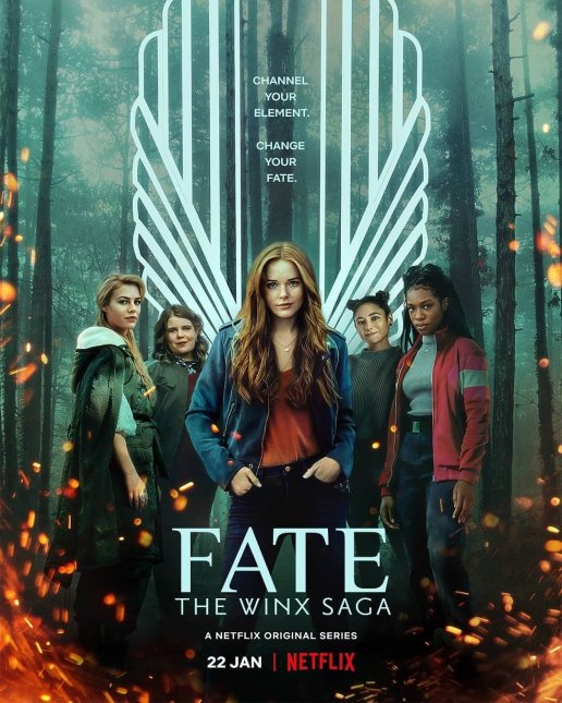 Fate The Winx Saga (2021) Hindi S01 Complete Netflix Web Series 720p | 480p HDRip 2GB | 900MB Download