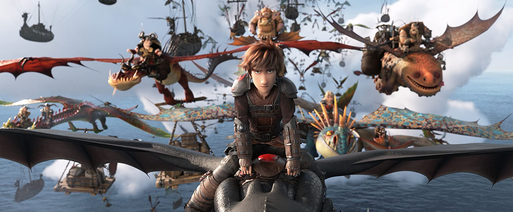 How to Train Your Dragon: The Hidden World / DreamWorks Animation & Universal Pictures. © 2019. All rights reserved.