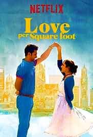 Love Per Square Foot Poster