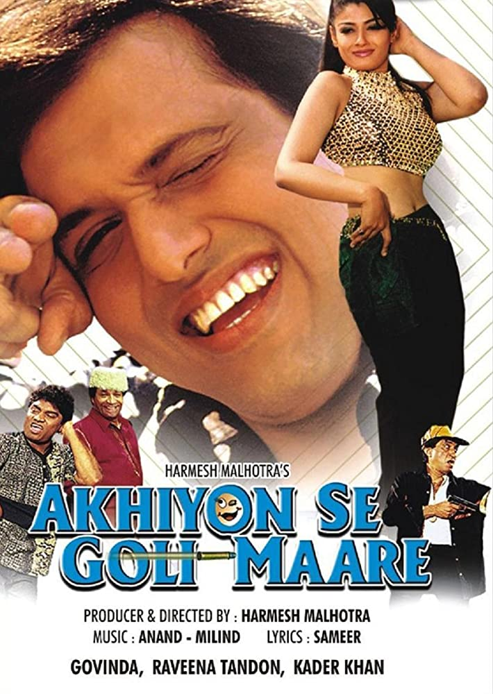Akhiyon Se Goli Maare 2002 Hindi Movie AMZN WebRip 400mb 480p 1.2GB 720p 4GB 9GB 1080p
