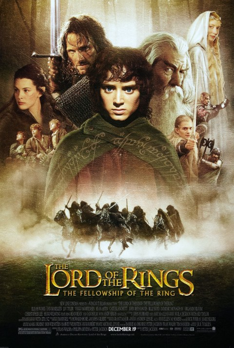 The Lord of the Rings: The Fellowship of the Ring (2001) {Hindi-English} 480p | 720p | 1080p