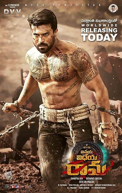 Vinaya Vidheya Rama (2019) Telugu WEB-DL  480P   720P  x264  450MB   1.2GB  Download