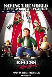 Recess Schools Out (2001) Dual Audio Hindi-English x264 Esubs WEB-DL 480p [254MB] | 720p [511MB] mkv