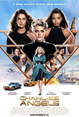 Charlie's Angels official Poster