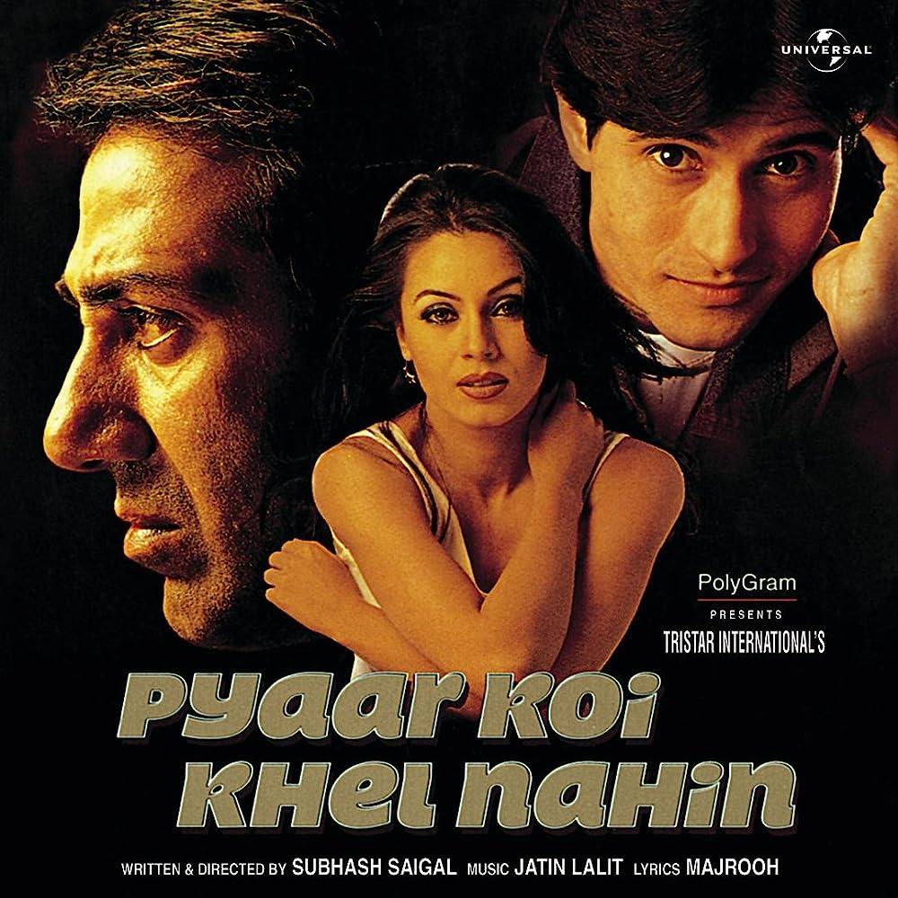 Pyaar Koi Khel Nahin 1999 Hindi Movie AMZN WebRip 400mb 480p 1.2GB 720p 4GB 9GB 1080p