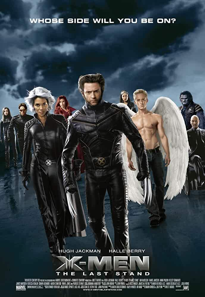 X-Men 3: The Last Stand (2006) Full Movie Download In Hindi-English (Dual Audio) Bluray 480p [300MB] | 720p [700MB] | 1080p [2.1GB]