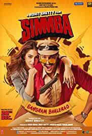 Simmba (2018) {1080p 2.5Gb || 720p 1.4Gb || 480p 432Mb} [Hindi]