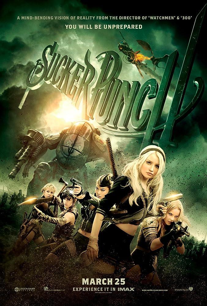 Emily Browning, Abbie Cornish, Jena Malone, Vanessa Hudgens, and Jamie Chung in Sucker Punch (2011)