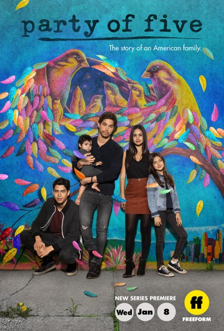 Image result for party of five cast 2020