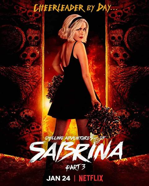 Chilling Adventures of Sabrina Season 1-3 All Episode Complete In Hindi-English (Dual Audio) WEB-HD 480p| 720p