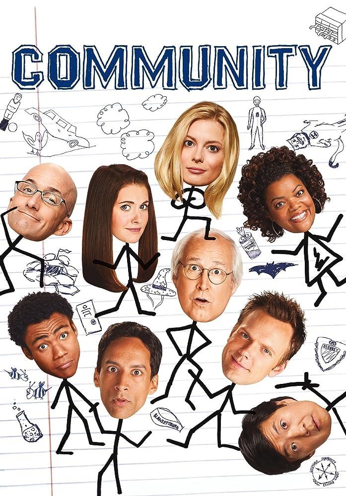 bedste komedieserier